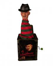 Freddy Krueger Burst-a-Box Sammlerfigur 36cm