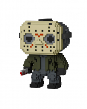 Friday The 13th - Jason Voorhee's 8-bit Funko POP! Figure