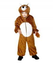 Fuchs Kids Costume