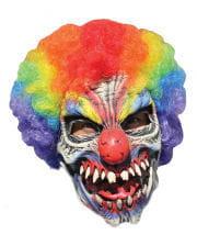 Funny Bones Horror-Clownmaske
