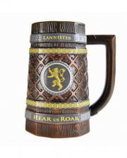 Game Of Thrones Beer Stein Lannister