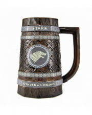 Game of Thrones Bierkrug Stark