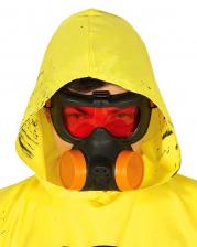 Atemschutz Maske als Kostümzubehör