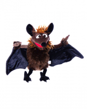 Gaston Fledermaus Handpuppe
