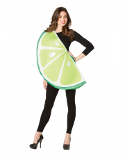 Lime Slices One Size Costume