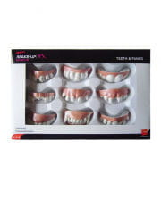 Denture Set 9 pieces