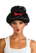 Geisha Lips Glitter Tattoo
