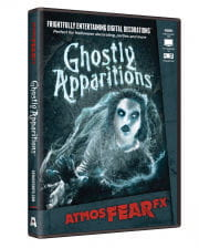 Ghost Story TV Halloween Effect DVD