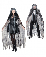 Ghostly Spirit Cape Unisex