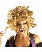 Ghouldilocks Zombie Perücke blond