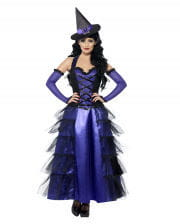 Glamour witch woman costume