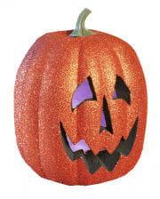Glitter Pumpkin With LED