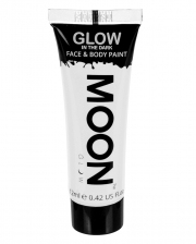 Glow in the Dark Make-up Transparent