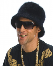 Gold Grillz Rapper Zähne