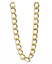 Goldene Rapper Kette 100cm