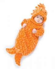 Goldfisch Baby Kostüm