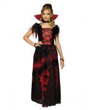 Vampire Baroness Child Costume