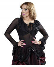 Burleska Meshtop black