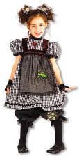 Gothic Ragdoll Kids Costume