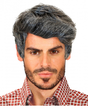 Men's Wig Jürgen Grau