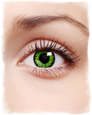 Green Elven Contact Lenses