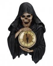 Grim Reaper Wanduhr