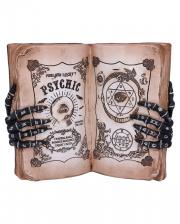 Grimoire Hexenbuch Deko 25,8cm