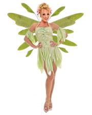 Waldelfen Kostüm Grün Medium