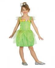 Green Forest Fairy Children's Costume