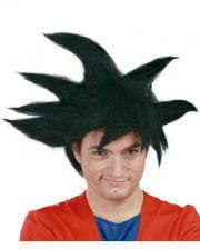 Good Manga Fighter Wig