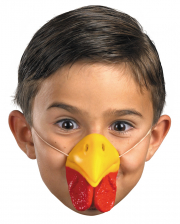 Chicken Nose With Rubber Band