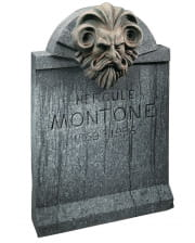 Halloween Grabstein Montone 90 x 60 cm