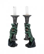 Halloween Kerzenständer - Light of Darkness