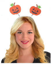 Halloween Pumpkin Hair Hoop
