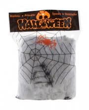 Halloween Spinnennetz 400gr