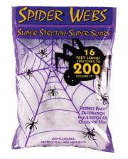 Artificial cobwebs 60gr.