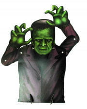 Halloween Tischdeko Frankenstein