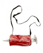 Handtasche Spritze