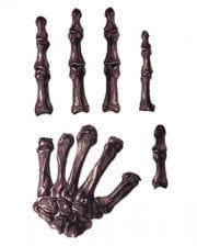 Hand Tattoo Skeleton