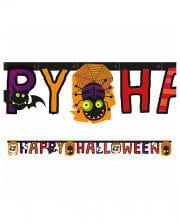 Happy Halloween Girlande 180 cm