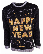 Happy New Year Sweater