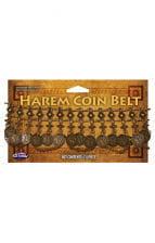 Harem belt with coins