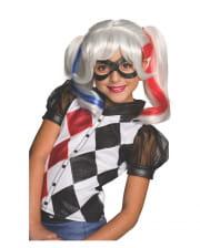 Harley Quinn Kinderperücke