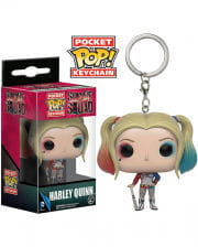 Harley Quinn Key Chain Pocket POP