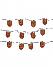 Harry Potter Gryffindor Fairy Lights 12 Lights