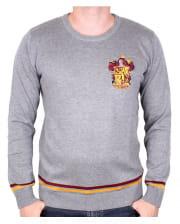 Harry Potter Gryffindor Pullover grau