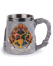 Harry Potter Hogwarts School 3D Krug