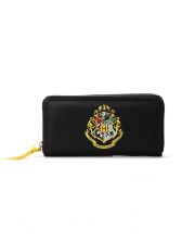 Harry Potter Hogwarts Crest Wallet Black