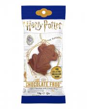 Harry Potter Schokofrosch mit Sammelkarte