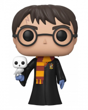 "Harry Potter With Hedwig 18"" Inch Super Sized Funko POP!"